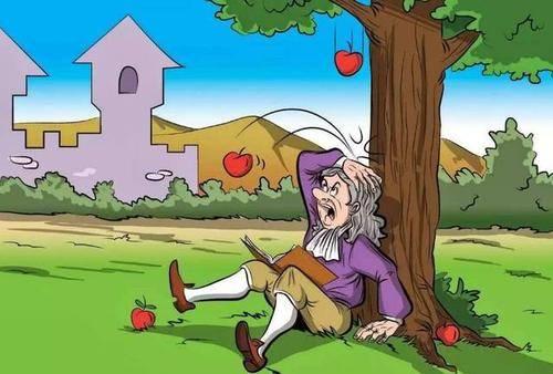 【牛顿与苹果的故事】牛顿的故事_牛顿的故事简介