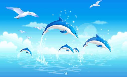 关于海豚的童话故事