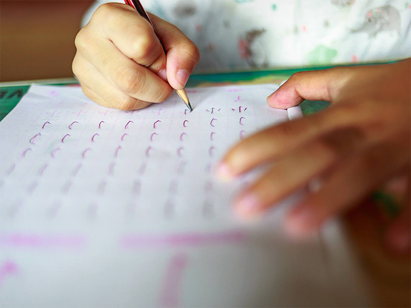 有多少家长会让孩子每天坚持背古诗、早读、阅读、练字的?