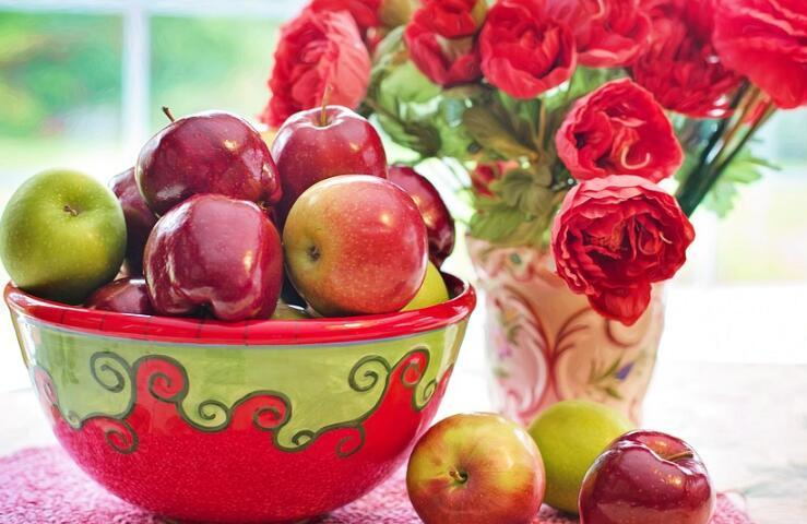 苹果皮有什么营养价值