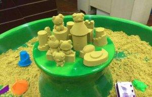 儿童玩具太空沙有危害吗