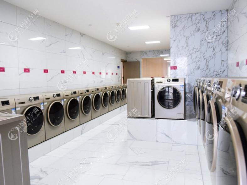 配备一对一洗衣机
