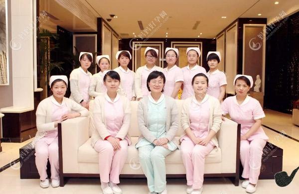 柯桥悦悦满月子会所的护理团队